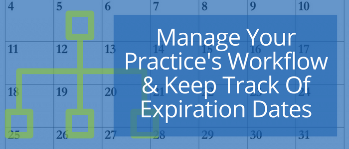 How To Improve Workflow Management And Keep Track Of Expiration Dates