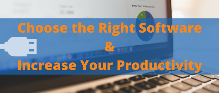 How the Right Medical Software Can Improve Your Organization's Productivity