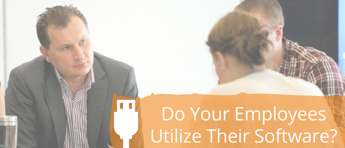 Are Your Employees Properly Utilizing Your Software's Potential?