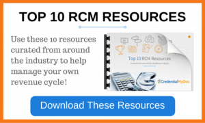 Top 10 RCM Resources